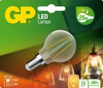 gp led kogel Filament 2w e14 (25w) warm wit licht