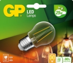 gp led kogel Filament 2w e27 (25w) warm wit licht