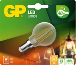 gp led kogel Filament 4w e14 (40w) warm wit licht