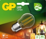 gp led kogel Filament 4w e27 (40w) warm wit licht