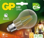 gp led classic dimbaar Filament 5w e27 (40w) warm wit licht