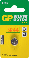 SR44 horloge knoopcel