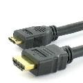 High Speed HDMI mini kabel 1.50 m.