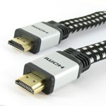 High Speed HDMI kabel met ethernet 1.00 m.