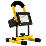 Avide Slim oplaadbare Led Bouwlamp Flood Light 10W 550Lumen IP65