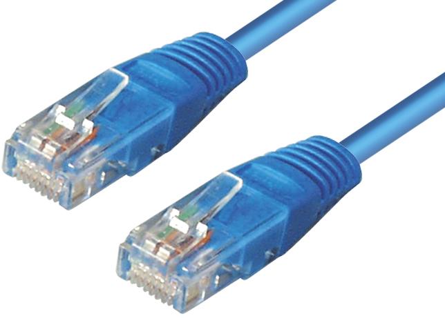 UTP CAT6 kabel 0.30 m.
