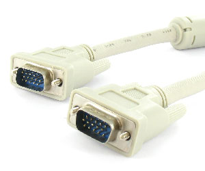 VGA monitor kabel 1.80 m.