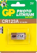 123A lithium fotobatterij