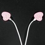 Crystal earphone