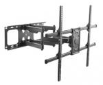 Premium GN TV muur beugel zwart (50-90 inch) draaibaar hoogwaardige kwaliteit