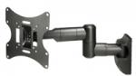 TV muur beugel zwart (23-42 inch) draaibaar H9-6SL  Mywall