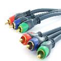 High End component video kabel 10.00 m.