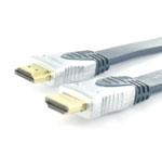 High Speed HDMI met HDR 2.0 kabel 4K 60HZ en ethernet 1 m.