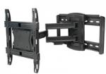 Premium TV muur beugel zwart (23-42 inch) draaibaar P1-1 Mywall