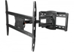 Premium TV muur beugel zwart (42-70 inch) draaibaar P1-2 Mywall