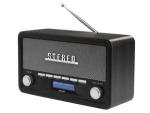 Denver DAB-18 Digital DAB Radio Dark Grey Hout Bluetooth