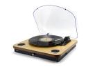 Denver VPL-210 Bluetooth platenspeler met speaker en USB Wood
