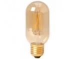 Calex Gold Filament led T45 buis 4w (35w) e27 dimbaar