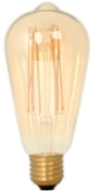Calex Gold Filament led Rustieka 4w (40w) e27 dimbaar
