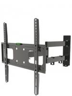 TV muur beugel zwart (32-55 inch)  draaibaar H26-1 Mywall