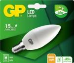 gp led kaars 6w e14 (40w) warm wit licht