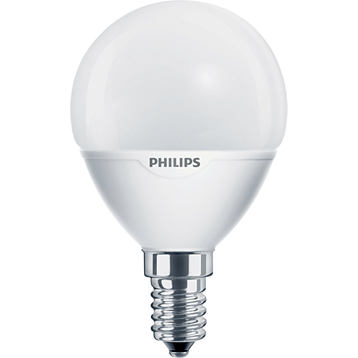 PHILIPS SPAARLAMP KOGEL SOFTONE 5W E14