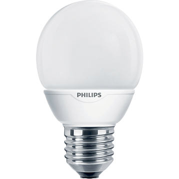 PHILIPS SPAARLAMP KOGEL SOFTONE 7W E27