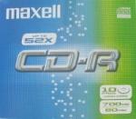Maxell CD-R 700MB 80Min 10 stuks