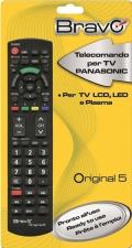 Universele afstandsbediening voor de Panasonic TV