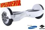 Tegno parts Speeddevil Bluetooth Hoverboard wit 8.0 inch 700W met Samsung batterij