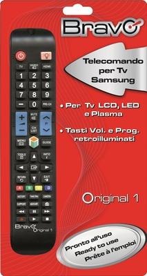 Universele afstandsbediening voor de Samsung TV