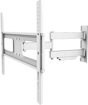 TV muur beugel wit (37-70 inch)  draaibaar H25-2 Mywall
