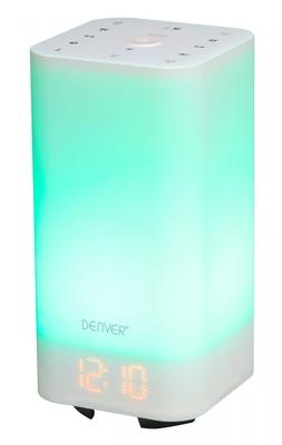 Denver CRL-320 klokradio met wake-up light moodlight en natuurgeluid